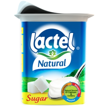 Lactel Natural ( Sugar )