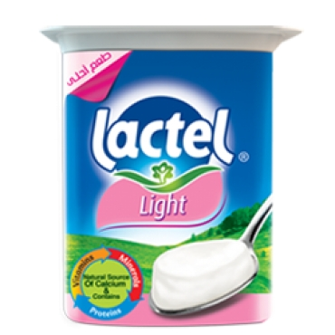 Lactel Natural ( Light )